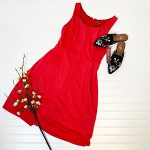 Merona Solid Scoop Neck Sleeveless Dress